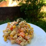 MACARONI FORMAGGIO (Mac n Cheese)