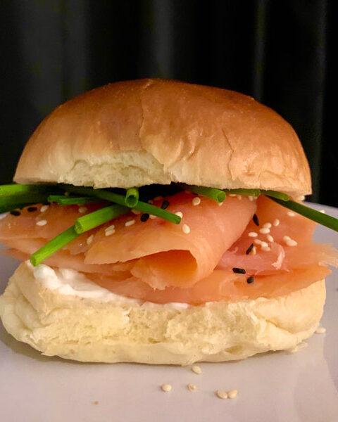 sandwich de hamburguesa # 2
